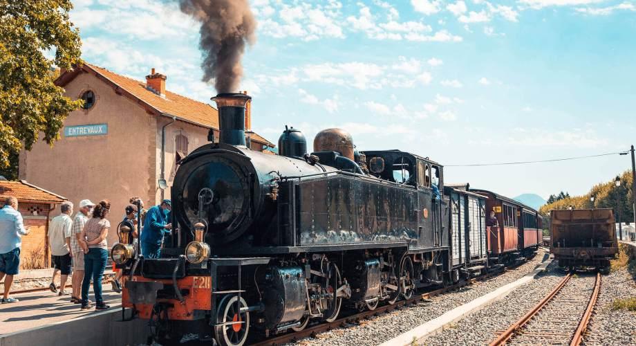 Le Train des Pignes à vapeur : une visite hors du temps de l'arrière-pays Niçois !