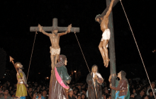 Semana Santa: Holy Week in Antigua Guatemala -- Night Procession