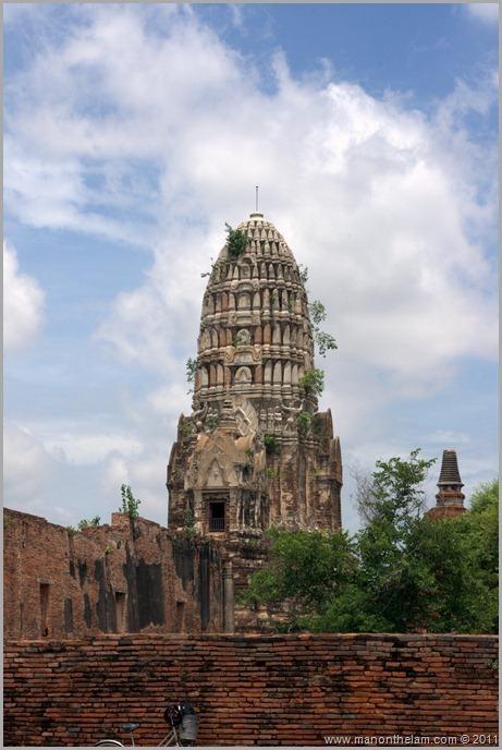 Ayutthaya Wat Ratburana