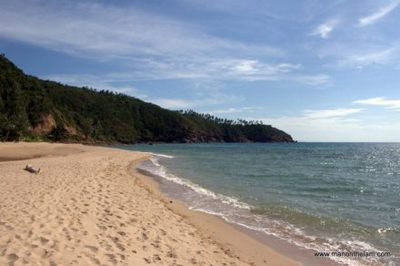 Mae Haad Beach, Koh Phagnan