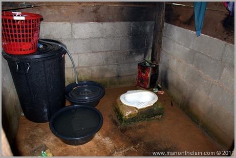 Thailand Toilet