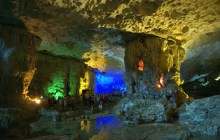 Surprise! This Cave is in Technicolor