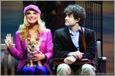 Carley-Stenson-and-Lee-Mead-in-Legally-Blonde-london-theatre-breaks
