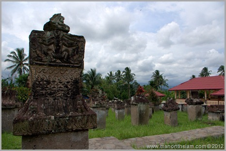 Waruga, Minahasan stone sarcophagi - Sawangan, Indonesia -- things to do in Manado