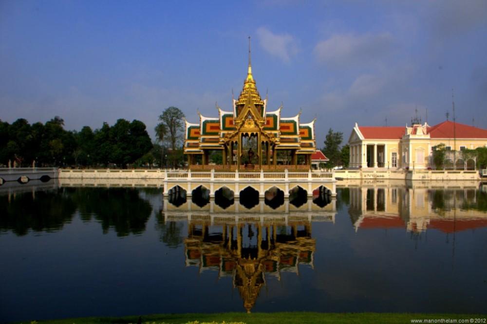 Bang-Pa-In-Palace-Ayutthaya-Thailand
