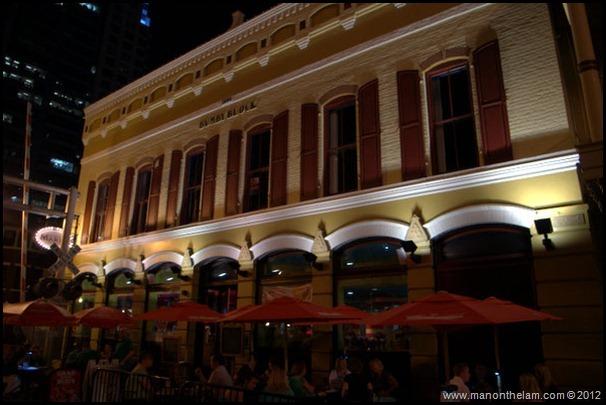 Bumby Block building at night, downtown Orlando -- American Ghost Adventures, Orlando, Florida - Aeroplan