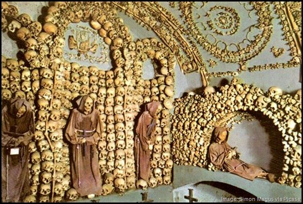 Crypt of the Capuchins -- fun, weird, unusual, and unique things to do in Rome