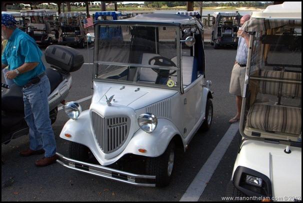 Custom high-end golf cart -- The Villages, Florida -- Aeroplan 012