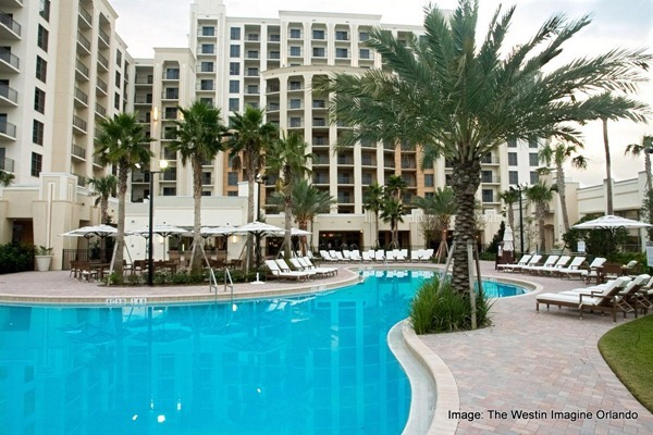 The Westin Imagine Orlando—Outdoor Pool