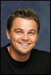 Leonardo Di Caprio dimples