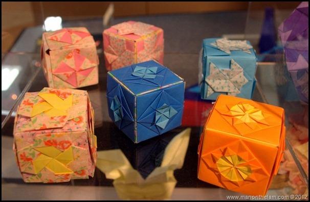 Japan Origami Museum -- Narita Airport -- Tokyo, Japan 31