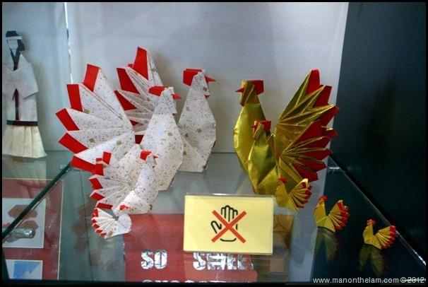 Japan Origami Museum -- Narita Airport -- Tokyo, Japan 46