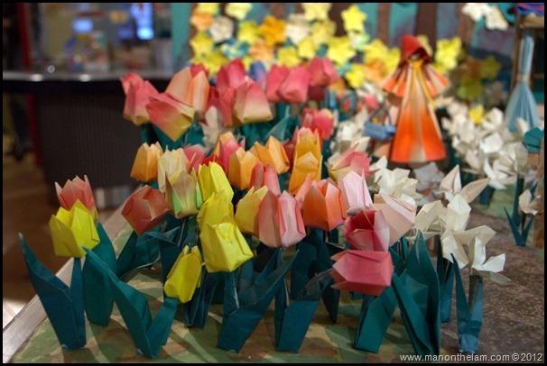 Japan Origami Museum, Narita Airport, Tokyo | 406x606