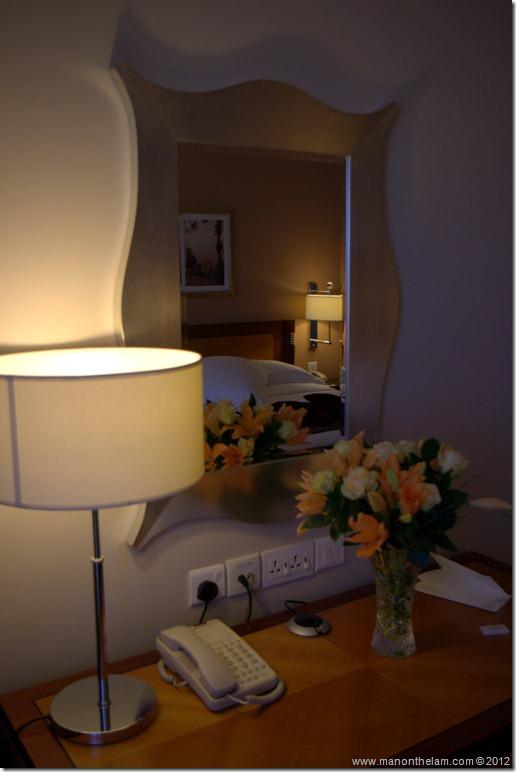 Suite -- Mövenpick Hotel Bur Dubai, Dubai, UAE