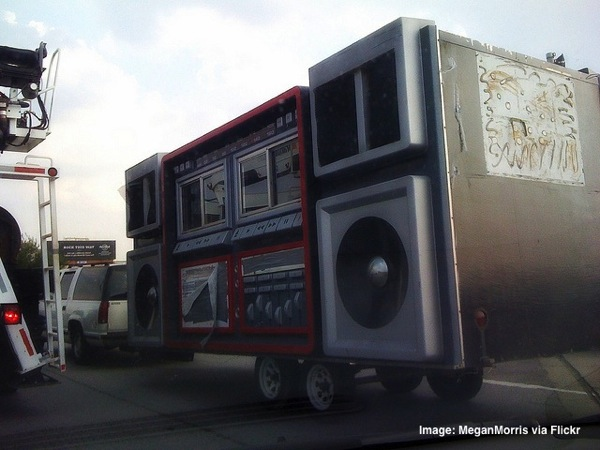 Bombox Caravan