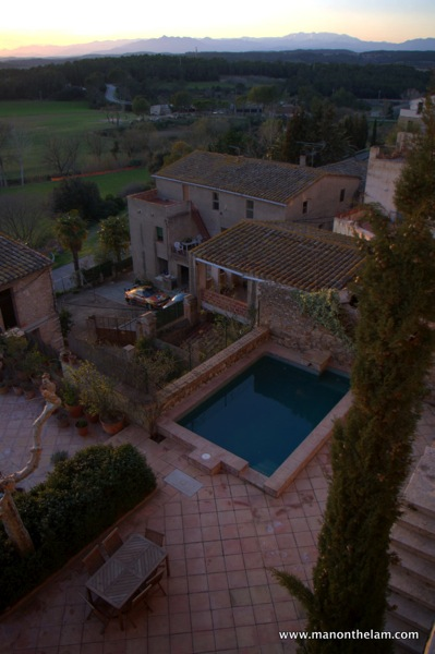 Castell de Sant Mori -- luxury villas in Spain for rent