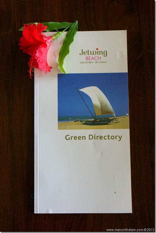 Green Policy -- Jetwing Hotels, Negombo, Sri Lanka 091