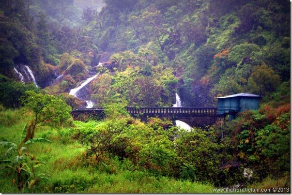 The scenic Road to Hana, #seeMaui