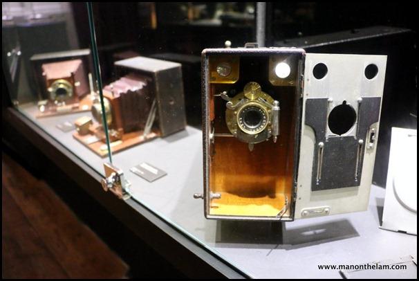 Penang Camera Museum -- vintage cameras