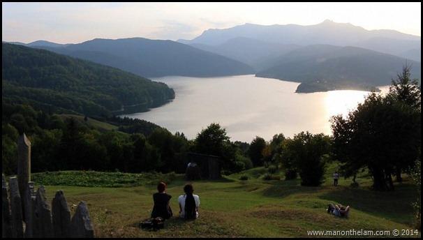 Bicaz Lake, Neamt County, Romania #priNeamt
