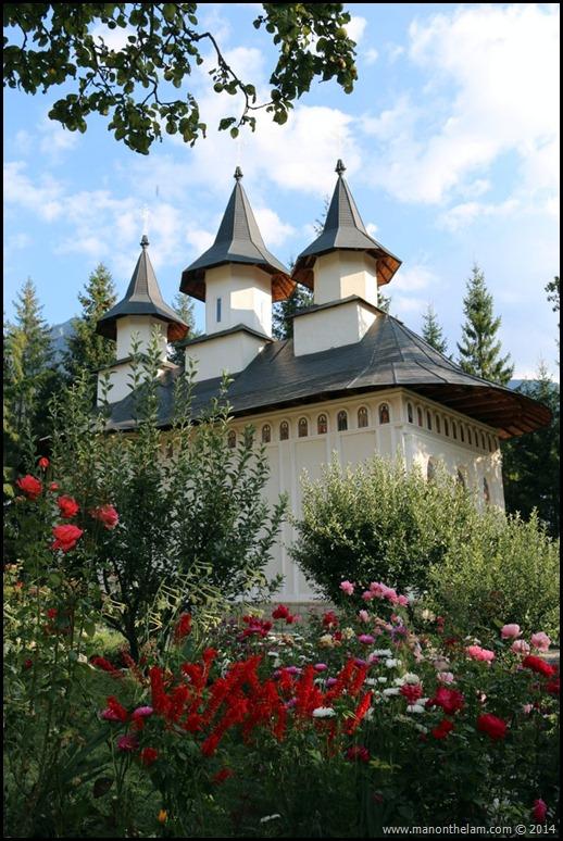 Durau Monastery, Neamt County, Romania #priNeamt