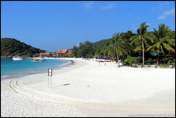 Laguna Redang Island Resort, Terengganu, Malaysia beach