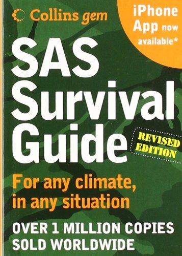 SAS Survivak Guide unique Christmas stocking stuffer gift ideas for men who travel