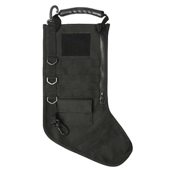 Tactical Christmas Stocking with Molle Christmas gift ideas for men