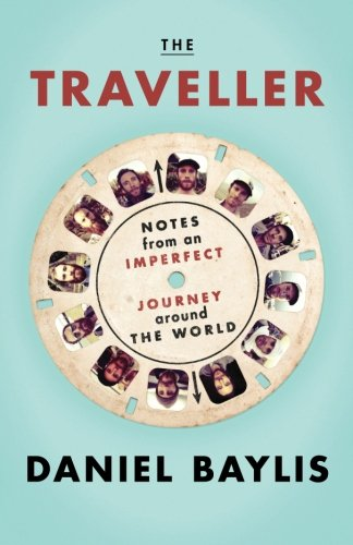 The Traveller Notes from an Imperfect Journey Around the World book Christmas stocking stuffer gift ideas for men who love travel