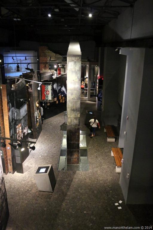 Warsaw Uprising Museum, Poland-065