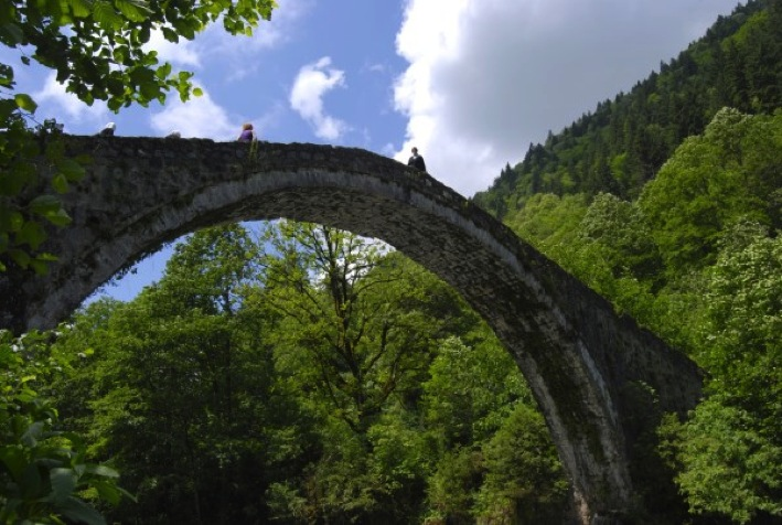 The Ottoman Stone Bridges of Firtina River Turkish Travel Blog Top 100 Travel Blog Posts of 2014 by Social Shares