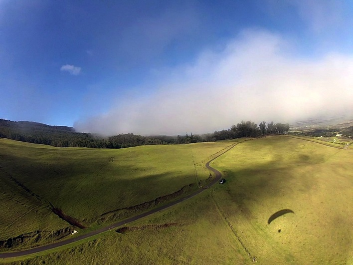 Paragliding Maui Hawaii