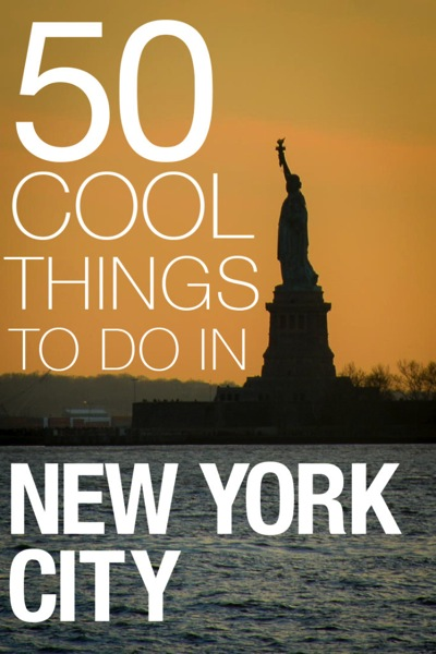 Man On The Lam  Top 100 Travel Blog Posts of 2015 so far by Social Media Shares  50 Cool Things to Do in NYC 683x1024