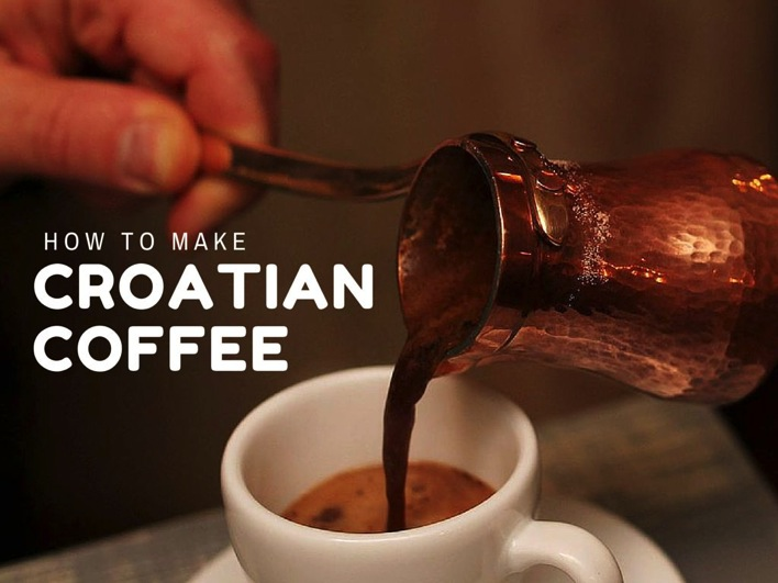 Man On The Lam Top 100 Travel Blog Posts of 2015 so far by social media shares  How to make Croatian Coffee 1
