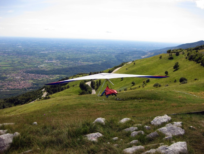 Man On The Lam Top 100 Travel Blog Posts of 2015 so far by social media shares  Luxe Adventure Traveler Piancavallo Paragliding 1