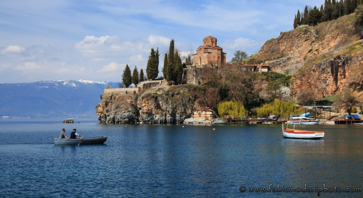 Man On The Lam Top 100 Travel Blog Posts of 2015 so far by social media shares  Ohrid the heart of Macedonia