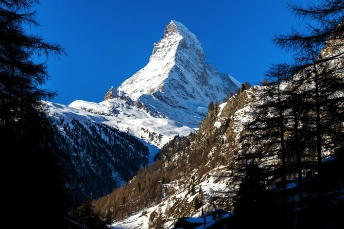 Man On The Lam Top 100 Travel Blog Posts of 2015 so far by social media shares  The Matterhorn of the Swiss Alps