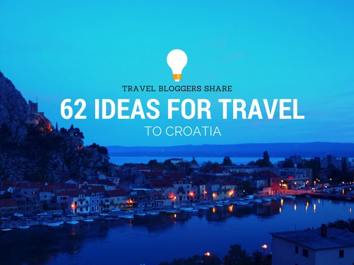 Man On The Lam Top 100 Travel Blog Posts of 2015 so far by social media shares  Travel to Croatia round up COVER2