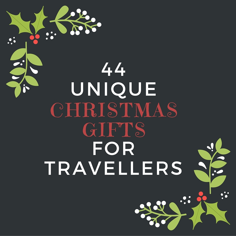 holiday gift guide for travellers