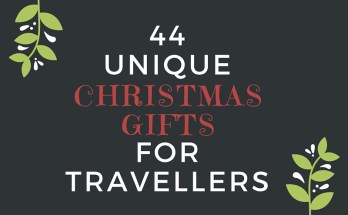 44 Christmas Gifts for Men and Women Who Love Travel