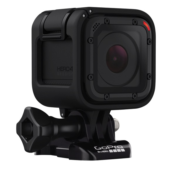GoPro Hero4 Session Starter Bundle Christmas Gifts for travellers