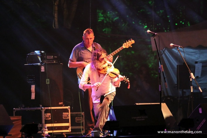 Rainforest World Music Festival Sarawak Borneo Malaysia -- Scotland's Shooglenifty