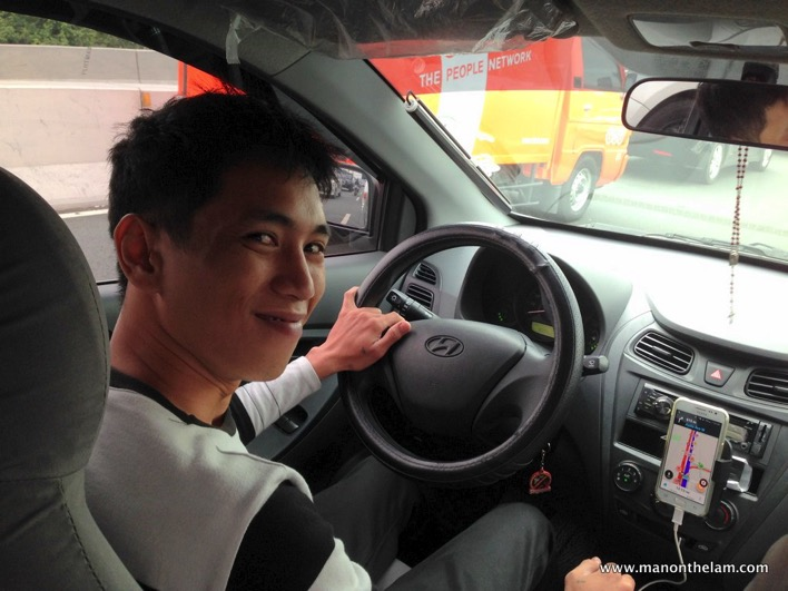 Uber Manila Driver Philippines