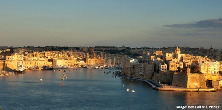 Valetta Malta