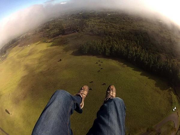 TOBAGO Paragliding Maui Proflyght Paragliding