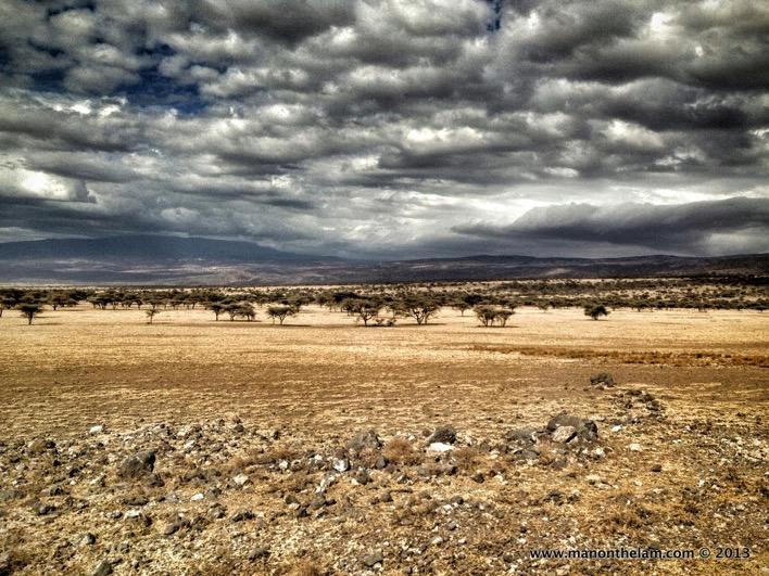 Ngorongoro Crater National Park Tanzania