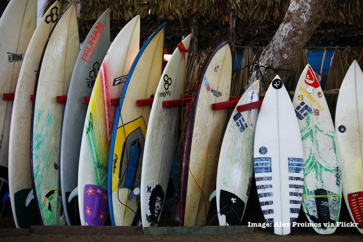Surfboards Dominican Republic