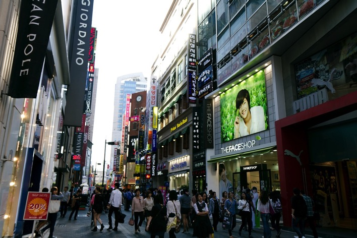 Myeongdong south korea 326136 1280