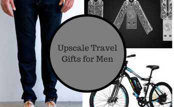 Upscale Travel Gifts for Men