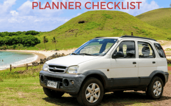 The Ultimate Road Trip Planner Checklist